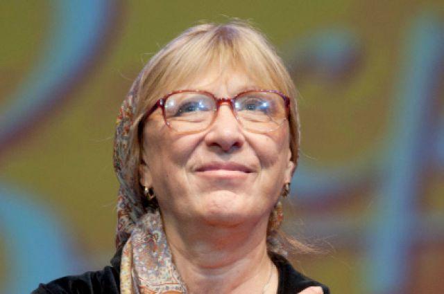 Екатерина Васильева.