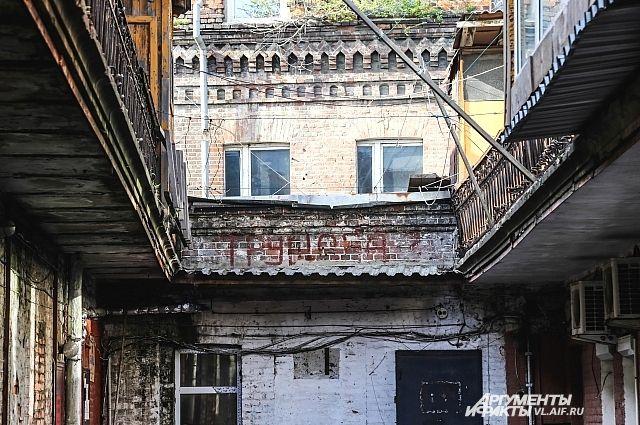 Здесь, как и 100 лет назад, улочки переходят в балконы...