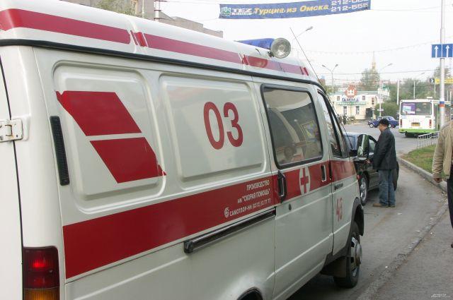 Пострадавший ребёнок был госпитализирован.