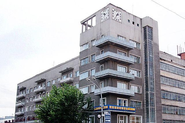 «Дом с часами» сохранят в Новосибирске