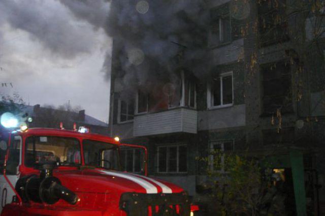 Пожар был оперативно ликвидирован.