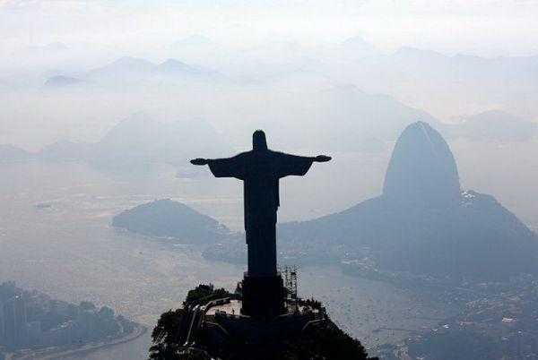 Статуя Христа-Искупителя, Рио-де-Жанейро