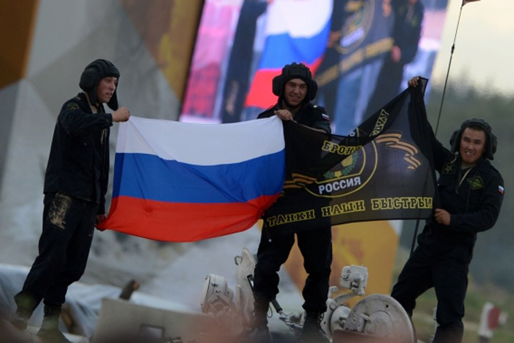 Игры проходили с 1 по 15 августа на 11 полигонах, в границах трех военных округов — Западного, Южного и Центрального: от Сибири до Кубани.
