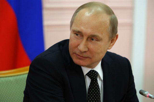 Владимир Путин проведет заседание президиума Госсовета в Ялте