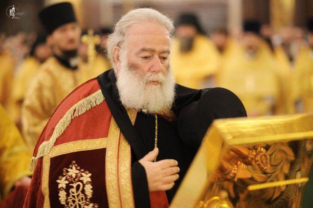 В Екатеринбург приедет африканский патриарх