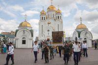 Храм Рождества Христова в Красноярске.