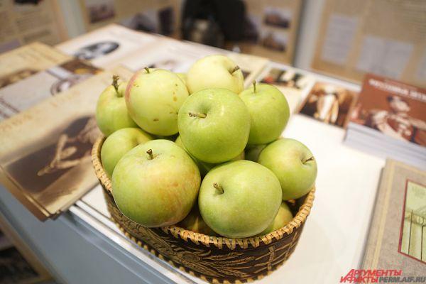 Стоит отметить, что в день открытия выставки православные верующие отмечают праздник Преображения Господня (Яблочный Спас).