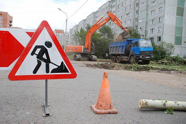 Улицы будут перекрыты для движения всех видов транспорта.
