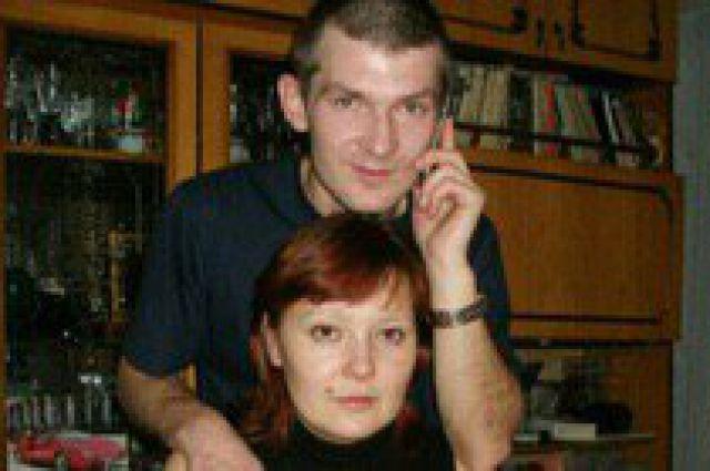 Владимир Пачганов с женой Яной.