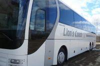 Автобусный парк компании регулярно обновляется, большая часть автобусов находится в эксплуатации менее 3 лет.
