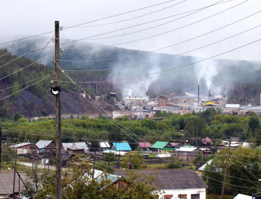 Поселок Раздолинск