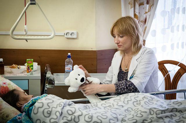 Главный врач Первого московского хосписа Диана Невзорова каждый день соприкасается с хрупкими жизнями своих подопечных.