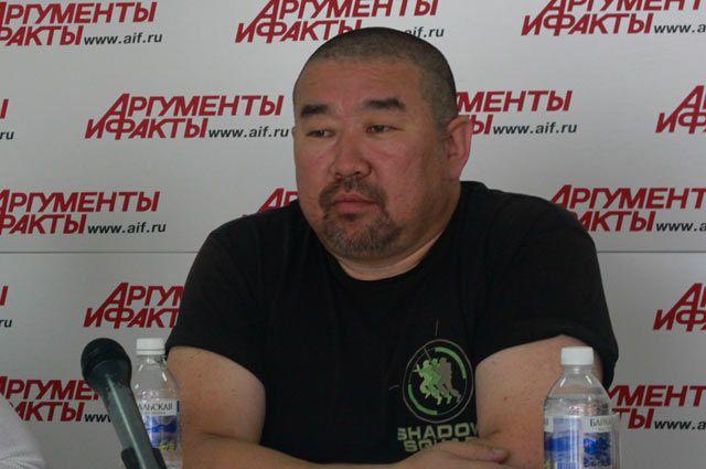 Солбон Лыгденов