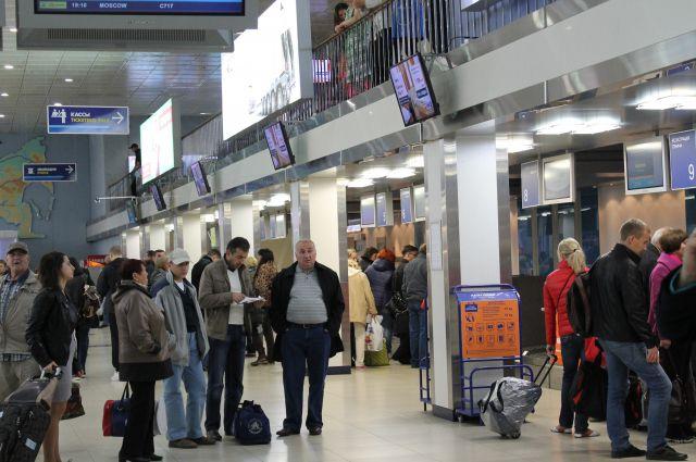 120 пассажиров «Трансаэро» немогут вылететь изКазани вТурцию