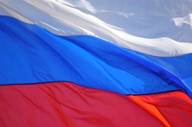 Над зданием мэрии Екатеринбурга вывесили новый флаг