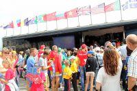 Более 30 000 человек посетили фестиваль.