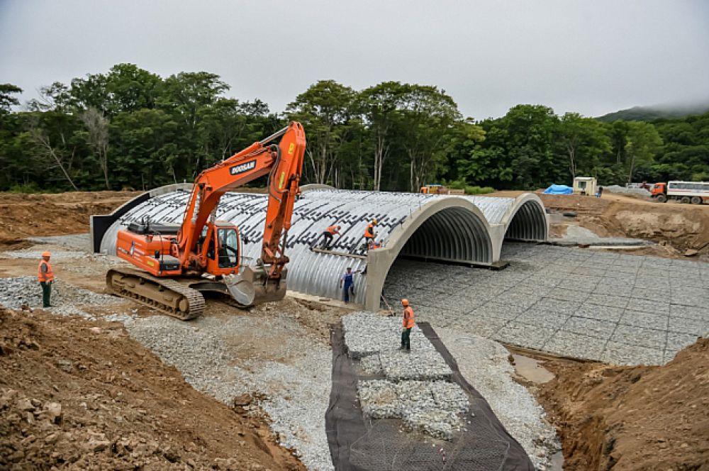Объём инвестиций в строительство составит более 108 млрд. рублей.