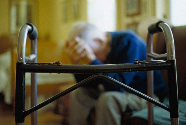 С возрастом возникает всё больше проблем со здоровьем...