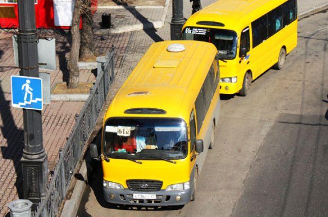 Транспорт в Хабаровске 29