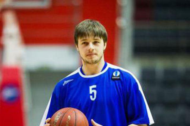 Баскетбольный «Урал» усилился игроком из санкт-петербургского «Зенита»