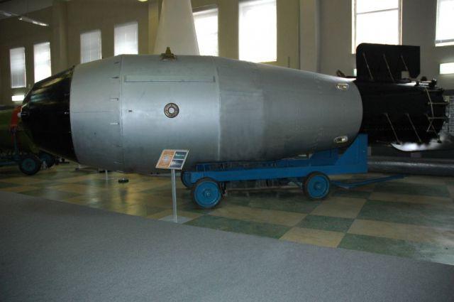 «Царь-бомба» АН602