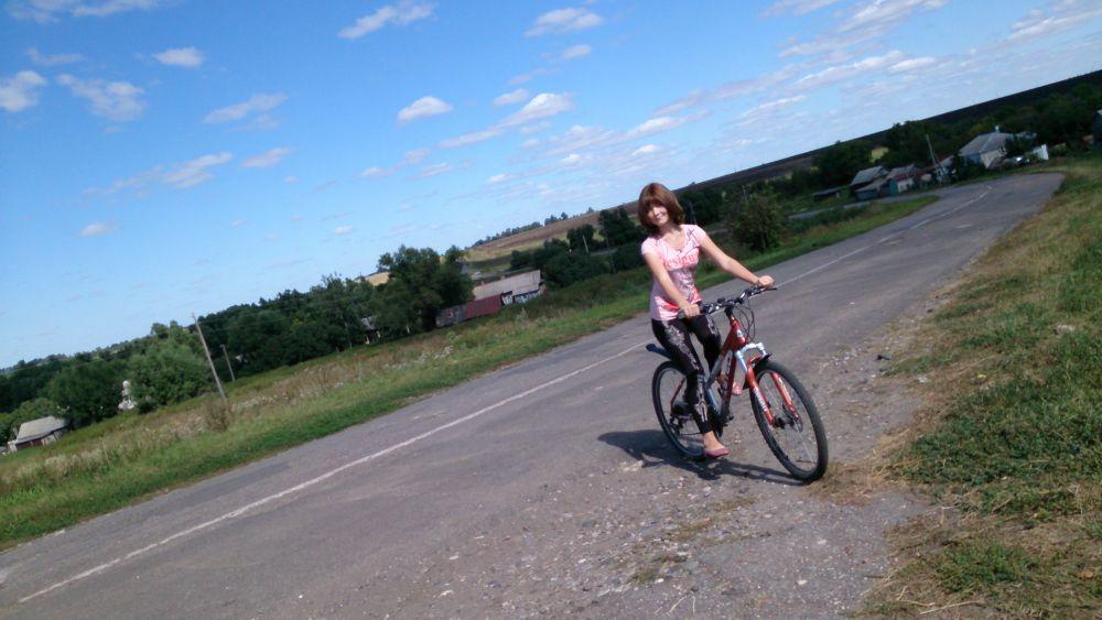 Вика Двойцева, 13 лет.