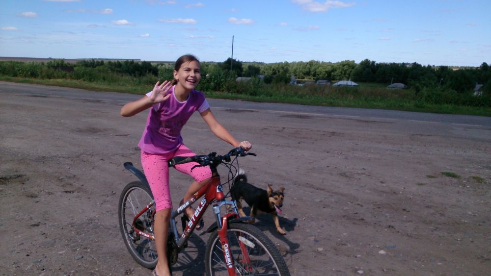 Вероника Сафонова, 11 лет.