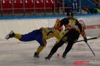 Один из прошлых домашних матчей «СКА-Нефтяника» против «Волги»