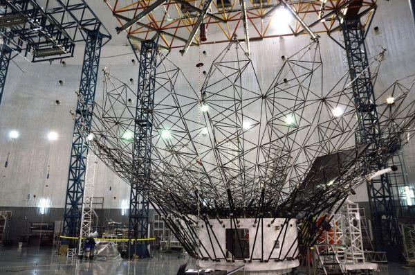 10-метровый космический телескоп будет наблюдать за Вселенной в 1,5 млн ум от Земли
