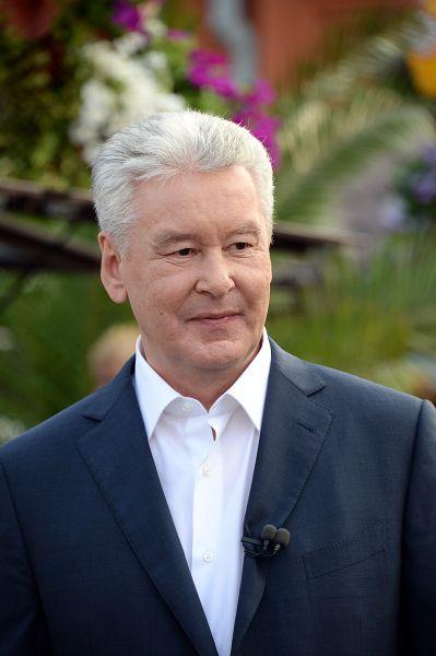 Мэр Москвы Сергей Собянин – восьмой.