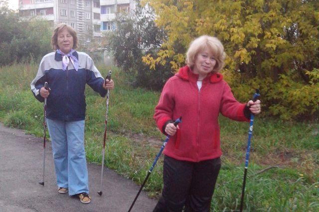 Пенсионеров области приглашают в «Клуб здоровья 50+»