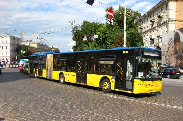 Троллейбусный маршрут №12 в