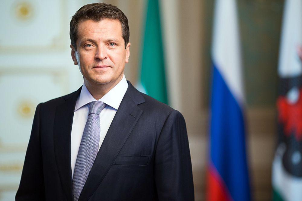 Возглавил рейтинг мэр Казани Ильсур Метшин.