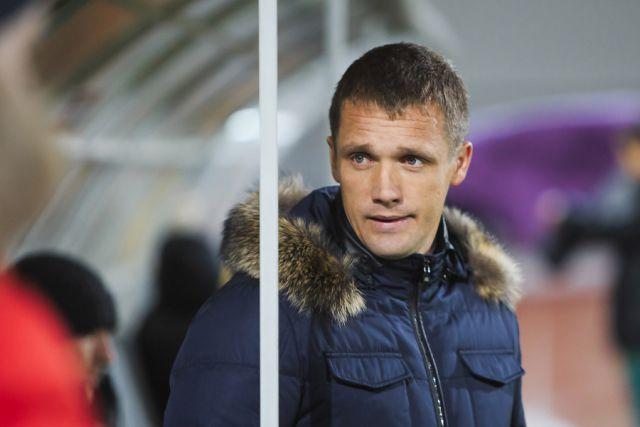 СМИ отправили главного тренера ФК «Урал» Виктора Гончаренко в отставку