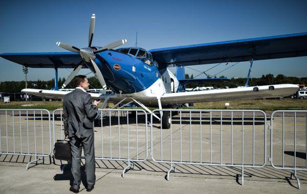 Самолет ТВС-2 МС.