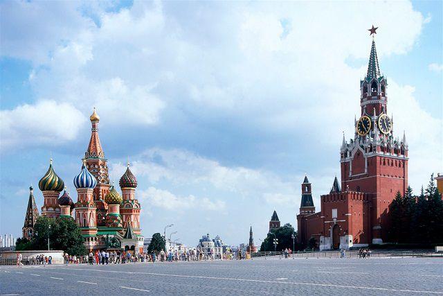 Открытие праздника традиционно пройдет на Красной площади