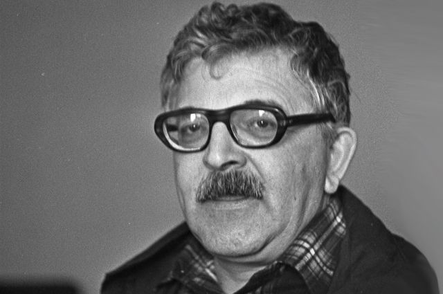 Аркадий Стругацкий.