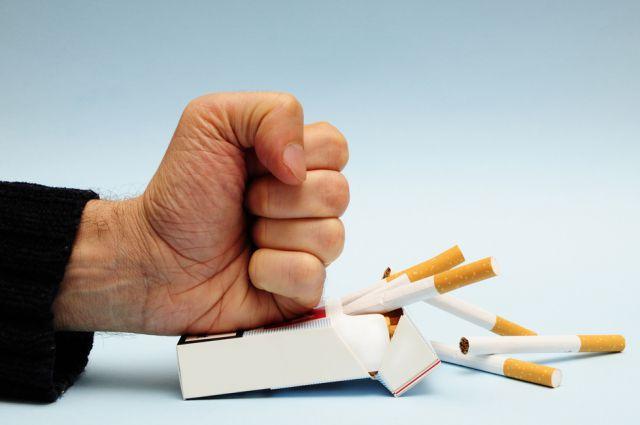 Бросив курить, люди довольно быстро начинают легче дышать.
