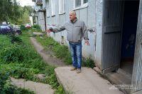 Владимир Иванов: «Наша территория совершенно заброшена».