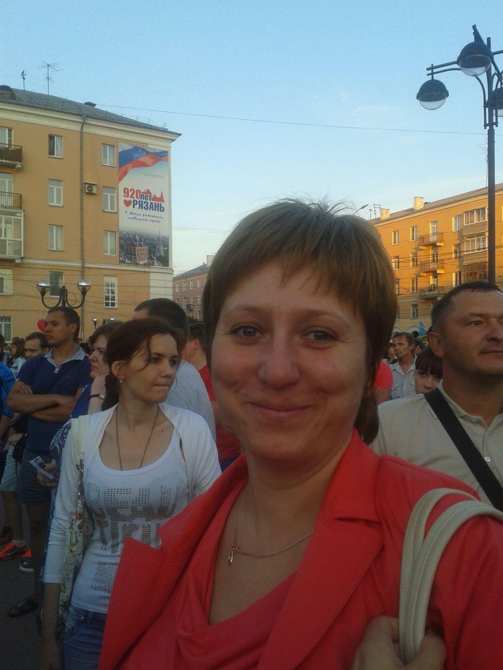 Фото Милы Селезневой.