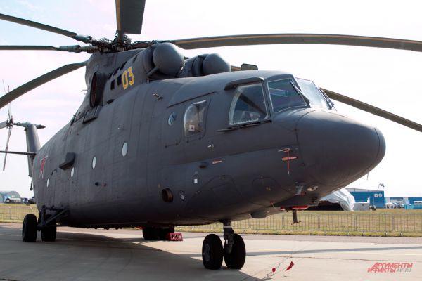 Вертолет Ми-26.