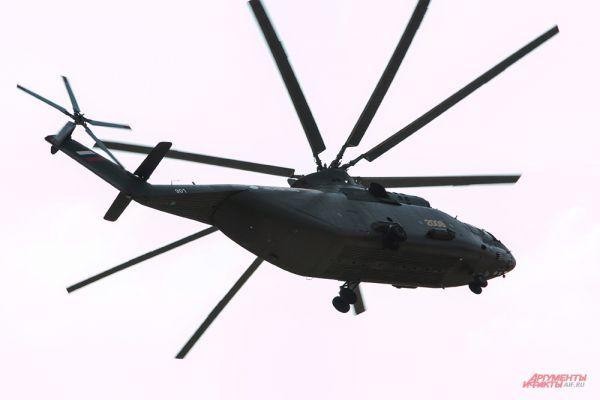 Вертолет Ми-26Т2.
