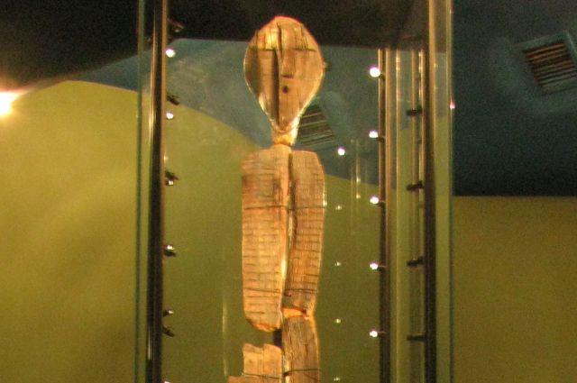 Большой Шигирский идол с Урала подарил ученым мировую сенсацию
