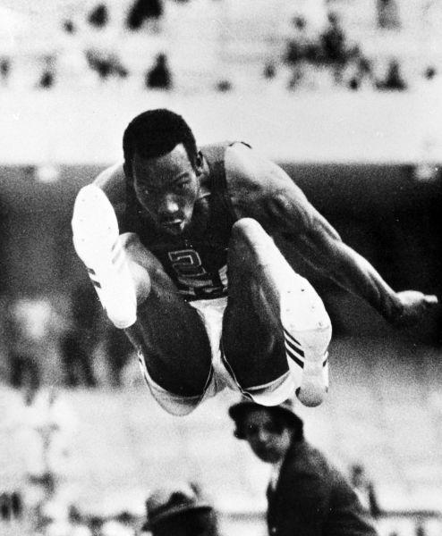 Боб Бимон вошёл в историю лёгкой атлетики, и на страницы Книги Гинесса, своим феноменальным прыжком на 8,90 м в финале Олимпиады 1968 года в Мехико. Этот результат, названный «прыжком в XXI век», на 55 см превышал прежний рекорд Ральфа Бостона и был превзойдён на 5 см лишь спустя 23 года американским прыгуном Майком Пауэллом на чемпионате мира 1991 года в Токио. Результат Бимона уже более 40 лет остаётся олимпийским рекордом и вторым результатом в истории прыжков в длину.