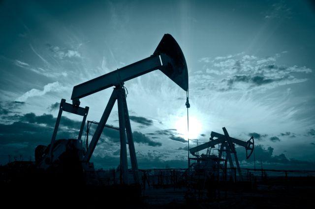 Нефть торгуется разнонаправленно настатистике позапасам изсоедененных штатов