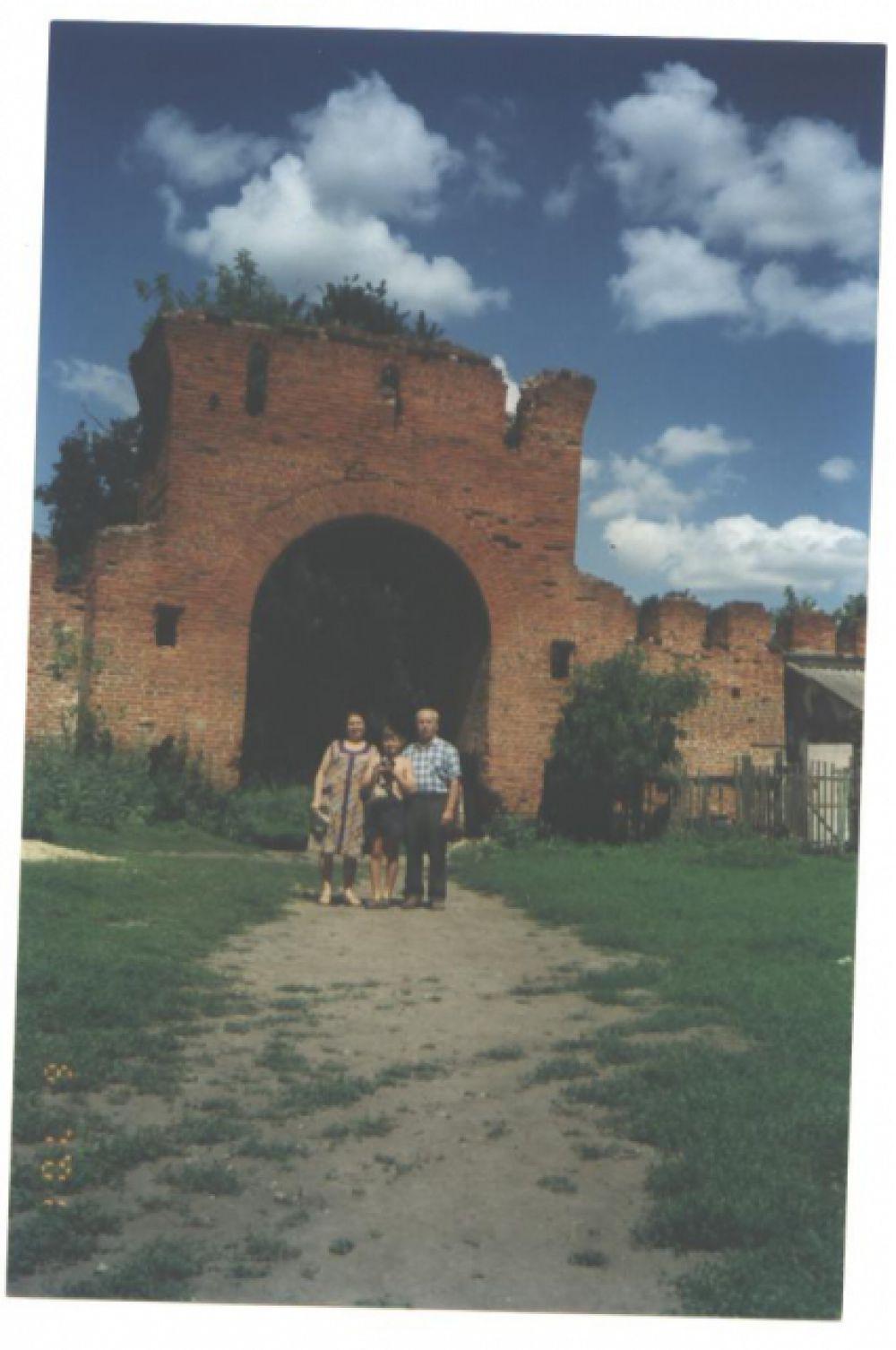 Фото Натальи: исторические ценности нашего края.