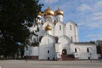 Храмы - визитная карточка Ярославского края.