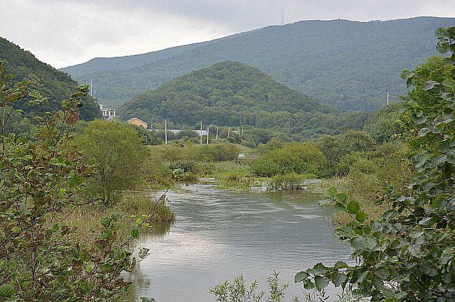 Богатинское водохранилище.
