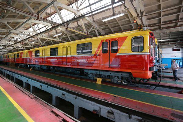 Поезда «Синергия-1» и «Синергия-2» используются как передвижные диагностические комплексы и являются единственными именными поездами Московского метрополитена, предназначенными не для пассажирских перевозок, а для служебной эксплуатации.