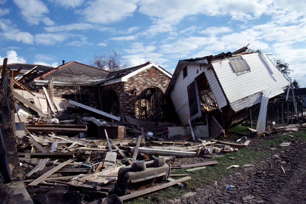 В понедельник, 29 августа 2005 года ураган «Катрина» достиг юго-восточного побережья США в районе штатов Луизиана и Миссисипи. В зону его действия попали штат Луизиана, юг и центр Миссисипи, юг Алабамы, запад Джорджии, запад и юг Флориды.
